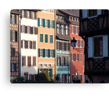 strasbourg / france - 2 Canvas Print