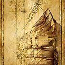 Antiques sailing map by Tony  Bazidlo