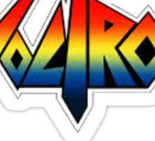 Voltron - Defender of the Universe Sticker