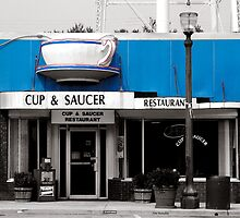 Cup and Saucer by © Joe  Beasley IPA