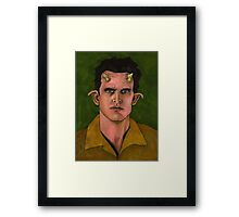 Parting Gifts - Angel Framed Print