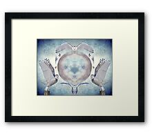 Whispers of my imagination Framed Print