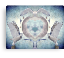 Whispers of my imagination Canvas Print