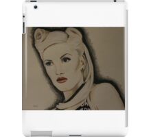 Hollaback Girl iPad Case/Skin