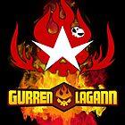 Gurren Lagann Star by coffeewatson