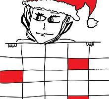 Santa's Little Helper 2 by ofblackline