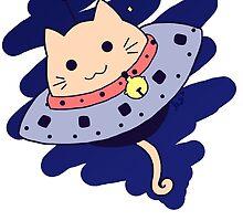 UFO Kitty by Imani Samuel