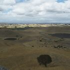 Natural craters. by ndarby1