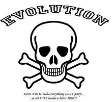 EVOLUTION at work! by Kricket-Kountry