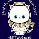 Kittysaurus by warbucks360