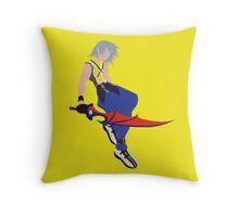 iRiku Throw Pillow