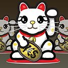 Maneki Neko - Money Cat - $ by mikoto