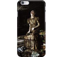 When It All Crashes iPhone Case/Skin