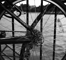 The Thames Through Spokes by EmmaLouiseLayla