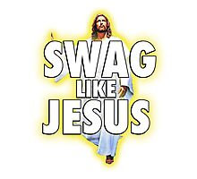 Swag Like Jesus Photographic Print