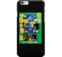 Bird of Steel Comix – # 6 of 8 -  (Red Bubble POP-ART COLLECTION SERIES)  iPhone Case/Skin
