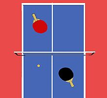 Ping Pong by Nornberg77