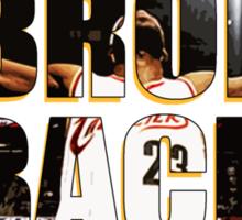 LeBron's Back Sticker