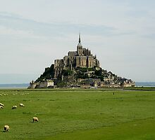 Mont ST Michael 2 by shakey