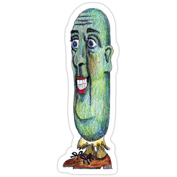 Mr. Pickle by Hoffard