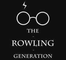 The Rowling Generation by thegadzooks