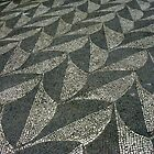 Mosaic Floor - Baths of Caracalla by John Nelson Photography
