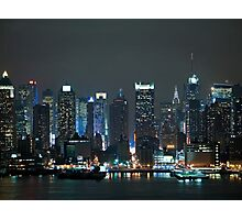 Bright City Photographic Print