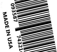 Barcode USA by Grobie