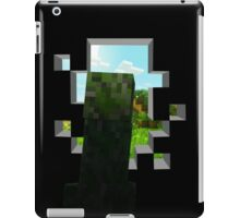 Reverse Inside the wall Creeper iPad Case/Skin
