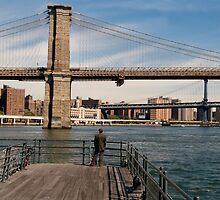 Brooklyn Bridge by andykazie