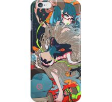 hyeolyeon iPhone Case/Skin