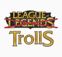 League of Trolls T-Shirt