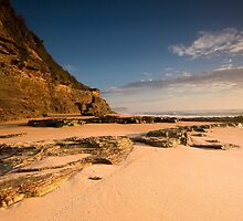 Turimetta Beach by Daniel  Speranza
