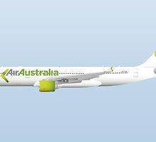 Wings In Uniform - A330 - Air Australia by nADerL