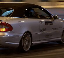 Clk 63 Amg Mercedes by Richard Scott