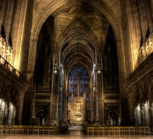 Cathederal by Richard Shepherd