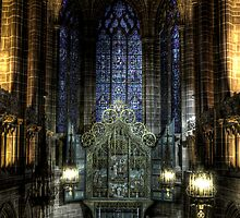 Lady Chapel by Richard Shepherd