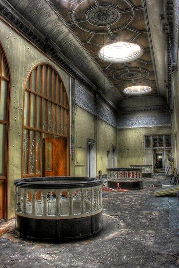 Grand Hallway by Richard Shepherd