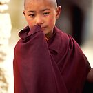 Calm in Tibet by Phillip  McCordall