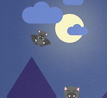 Little Bats  by notDaisy