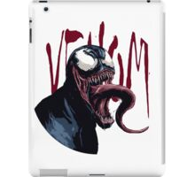 The Venom Symbiote - Spider-Man iPad Case/Skin