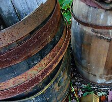 Barrels by Jessie Harris