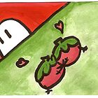 Tomatoe LOVE by Alex Earley
