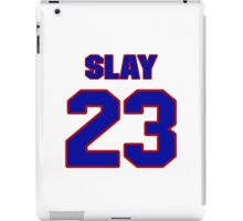 National football player Darius Slay jersey 23 iPad Case/Skin