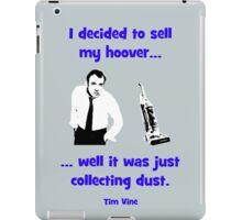 Tim Vine -  Hoover iPad Case/Skin