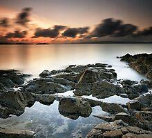 Morar Sunset by Grant Glendinning