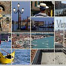 Venice Italy by fuxart