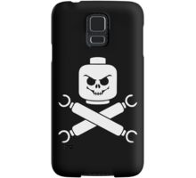 Plastic Pirate Samsung Galaxy Case/Skin