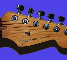 Fender Stratocaster by MelTho