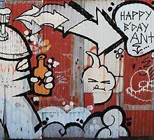 Street Art: global edition # 21 by fenjay